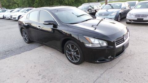 2014 Nissan Maxima for sale at Unlimited Auto Sales in Upper Marlboro MD
