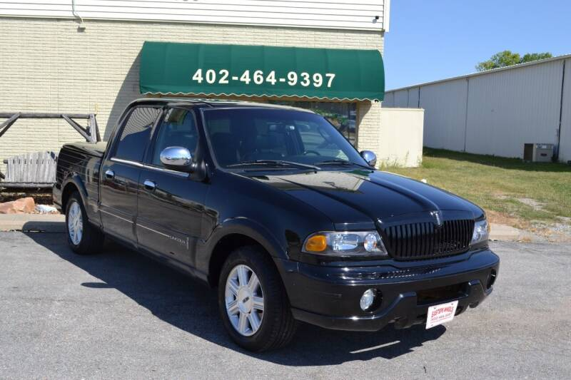 2002 Lincoln Blackwood for sale at Eastep's Wheels in Lincoln NE
