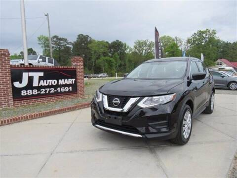 2018 Nissan Rogue for sale at J T Auto Group in Sanford NC