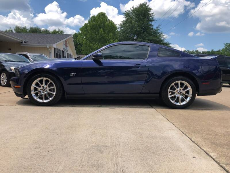 2010 Ford Mustang for sale at H3 Auto Group in Huntsville TX