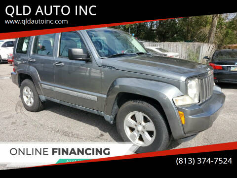 2012 Jeep Liberty for sale at QLD AUTO INC in Tampa FL