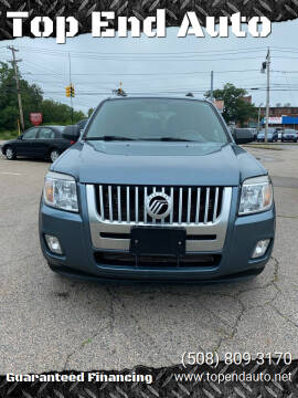 2010 Mercury Mariner for sale at Top End Auto in North Attleboro MA