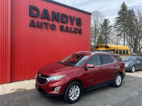 2019 Chevrolet Equinox for sale at Dandy's Auto Sales in Forest Lake MN