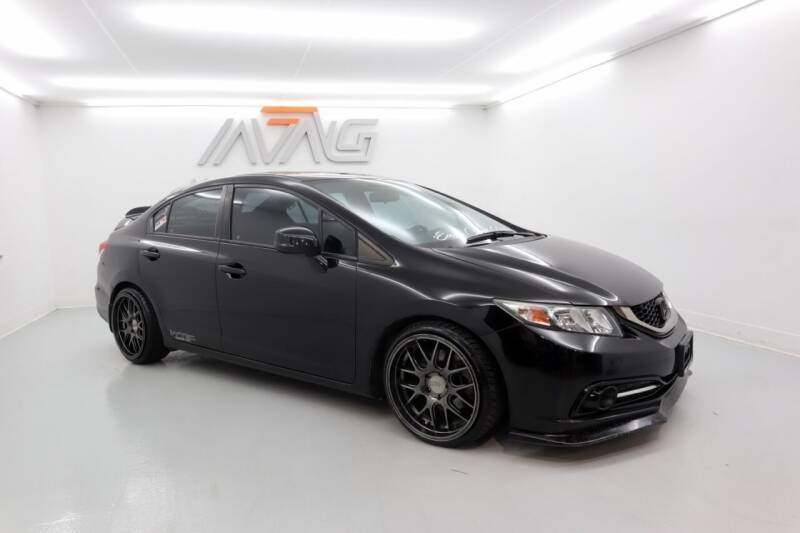 2013 Honda Civic for sale at Alta Auto Group in Concord NC