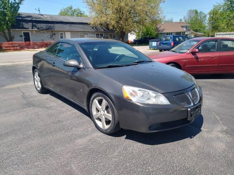 2007 Pontiac G6 for sale at I Car Motors in Joliet IL