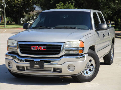2007 GMC Sierra 1500 Classic for sale at Ritz Auto Group in Dallas TX