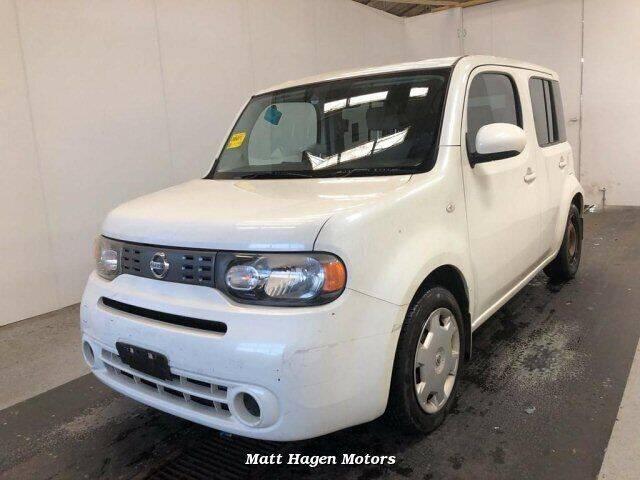 2009 Nissan cube for sale at Matt Hagen Motors in Newport NC