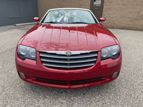 2008 Chrysler Crossfire for sale at MICHAEL'S AUTO SALES in Mount Clemens MI