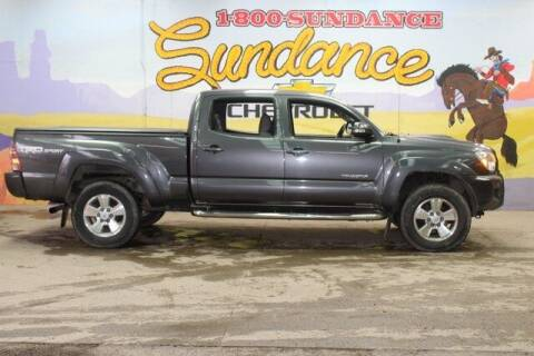 2015 Toyota Tacoma for sale at Sundance Chevrolet in Grand Ledge MI