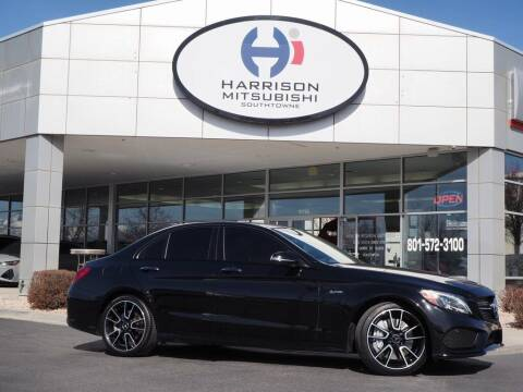2017 Mercedes-Benz C-Class for sale at Harrison Imports in Sandy UT