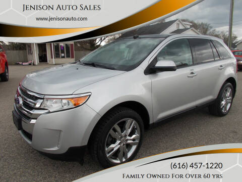 2013 Ford Edge for sale at Jenison Auto Sales in Jenison MI