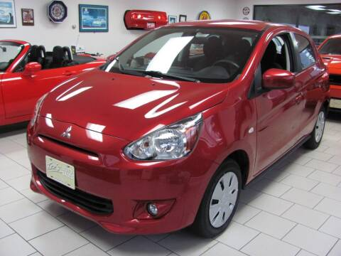 2015 Mitsubishi Mirage for sale at Kens Auto Sales in Holyoke MA