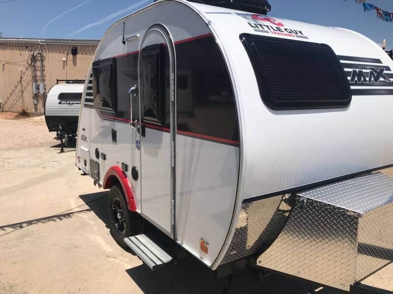 2021 Little Guy MINI MAX for sale at ROGERS RV in Burnet TX