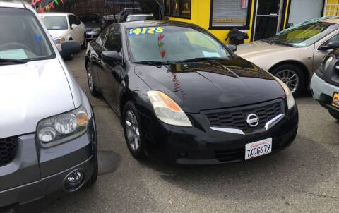 2008 Nissan Altima for sale at Once and Done Motorsports in Chico CA