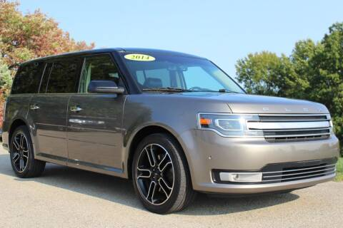 2014 Ford Flex for sale at Harrison Auto Sales in Irwin PA