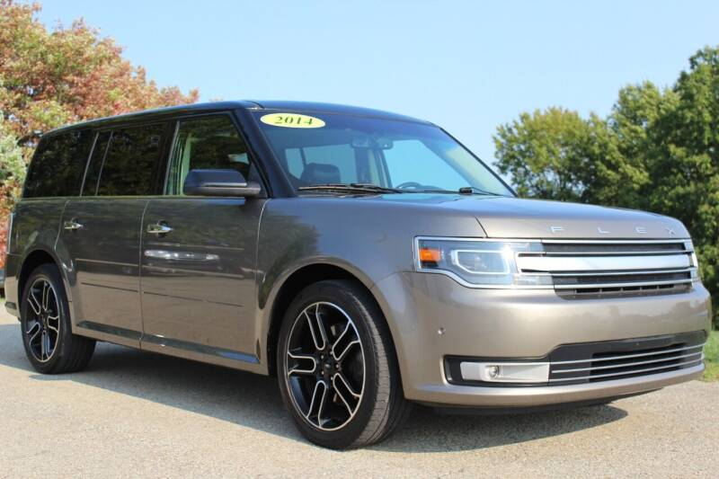 2014 Ford Flex for sale at Harrison Auto Sales in Irwin PA