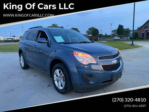 2012 Chevrolet Equinox for sale at King of Cars LLC in Bowling Green KY