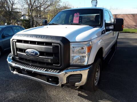 2011 Ford F-350 Super Duty for sale at Riverview Auto's, LLC in Manchester OH