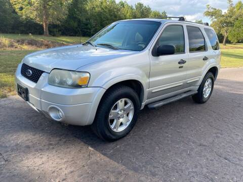 2007 Ford Escape for sale at Russell Brothers Auto Sales in Tyler TX