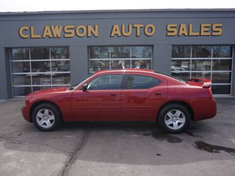 2007 Dodge Charger for sale at Clawson Auto Sales in Clawson MI