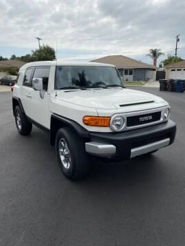 2013 Toyota FJ Cruiser for sale at SoCal Motors in Los Alamitos CA
