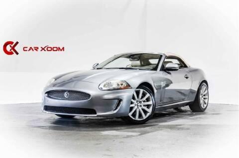 2010 Jaguar XK for sale at CarXoom in Marietta GA