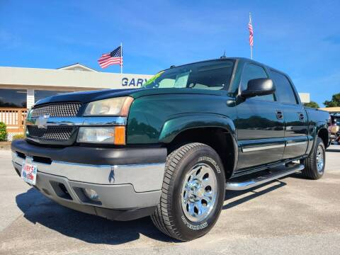 2005 Chevrolet Silverado 1500 for sale at Gary's Auto Sales in Sneads Ferry NC