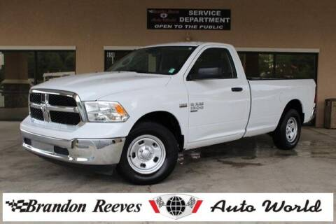 2019 RAM Ram Pickup 1500 Classic for sale at Brandon Reeves Auto World in Monroe NC