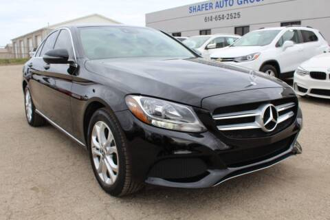 2016 Mercedes-Benz C-Class for sale at SHAFER AUTO GROUP in Columbus OH