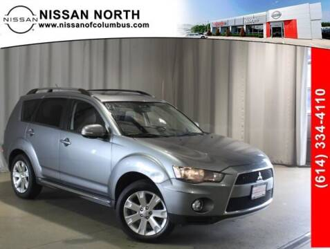 2013 Mitsubishi Outlander for sale at Auto Center of Columbus in Columbus OH
