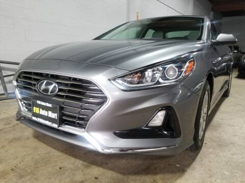 2018 Hyundai Sonata for sale at 916 Auto Mart ONLY $399 DOWN!!!* in Sacramento CA