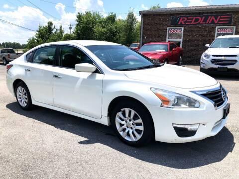 2014 Nissan Altima for sale at Redline Motorplex,LLC in Gallatin TN