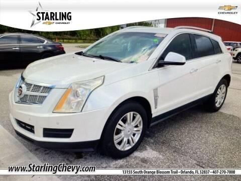 2012 Cadillac SRX for sale at Pedro @ Starling Chevrolet in Orlando FL