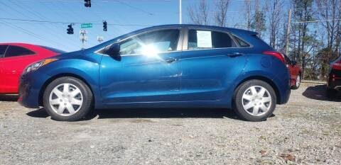 2016 Hyundai Elantra GT for sale at On The Road Again Auto Sales in Doraville GA