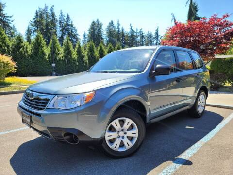 2009 Subaru Forester for sale at Silver Star Auto in Lynnwood WA