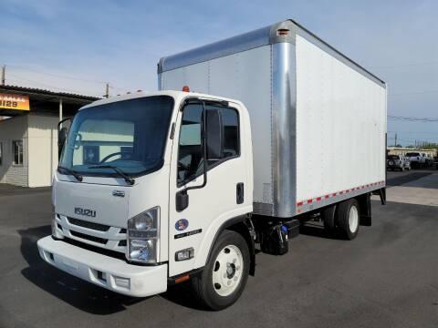 2019 Isuzu NRR for sale at AZ WORK TRUCKS AND VANS in Mesa AZ