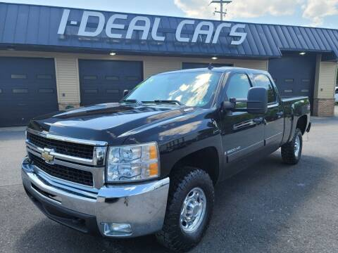 2007 Chevrolet Silverado 2500HD for sale at I-Deal Cars in Harrisburg PA