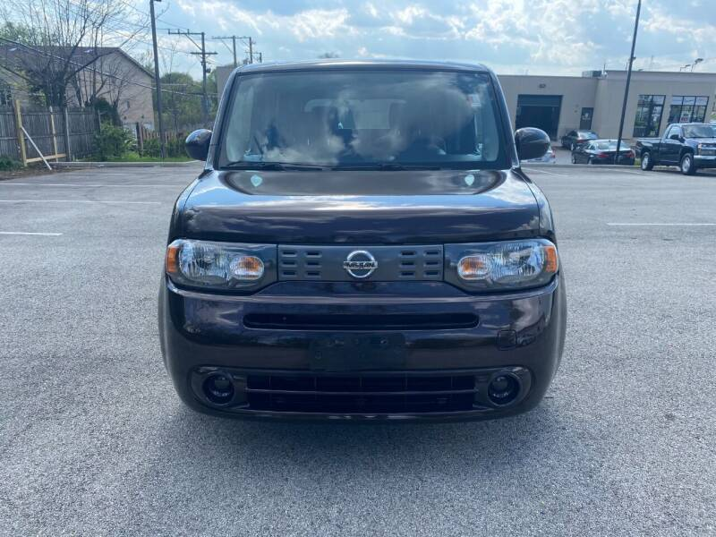 2012 Nissan cube for sale at Platinum Cars Exchange in Downers Grove IL