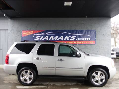2014 Chevrolet Tahoe for sale at Siamak's Car Company llc in Salem OR