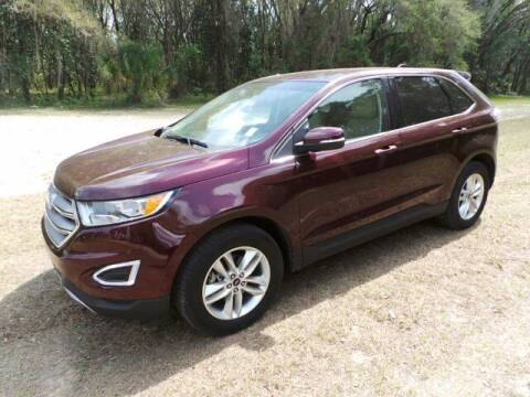 2017 Ford Edge for sale at TIMBERLAND FORD in Perry FL