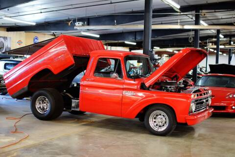 1966 Ford F-100 for sale at Hooked On Classics in Watertown MN