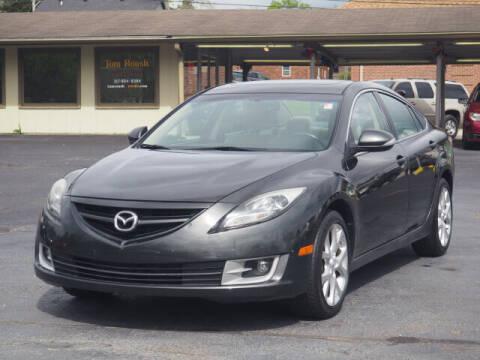 2013 Mazda MAZDA6 for sale at Tom Roush Budget Westfield in Westfield IN