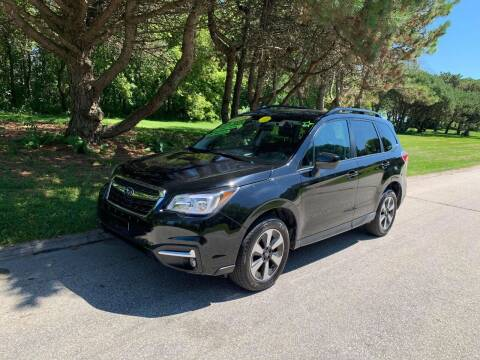 2018 Subaru Forester for sale at Aleid Auto Sales in Cudahy WI