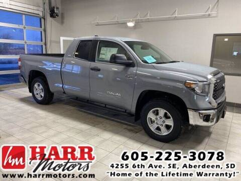2021 Toyota Tundra for sale at Harr's Redfield Ford in Redfield SD