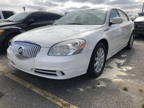 2011 Buick Lucerne for sale at Auto Credit Xpress in Pine Bluff AR