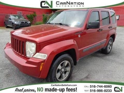 2008 Jeep Liberty for sale at CarNation AUTOBUYERS, Inc. in Rockville Centre NY