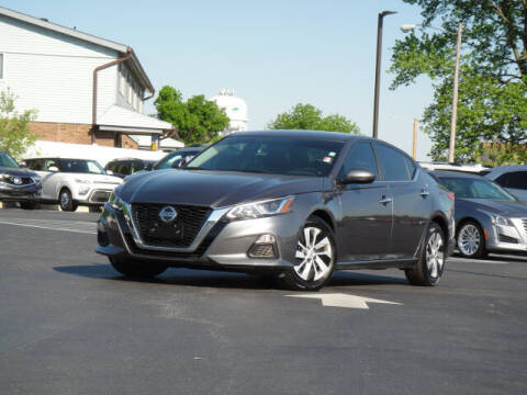 2020 Nissan Altima for sale at Jack Schmitt Chevrolet Wood River in Wood River IL