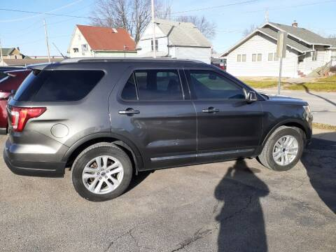 2018 Ford Explorer for sale at Albia Motor Co in Albia IA