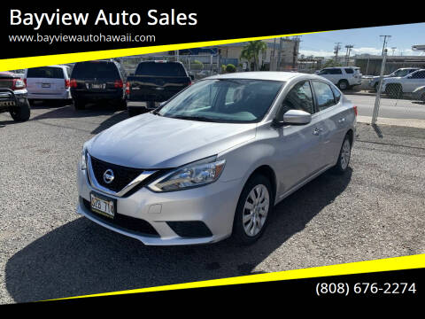 2017 Nissan Sentra for sale at Bayview Auto Sales in Waipahu HI