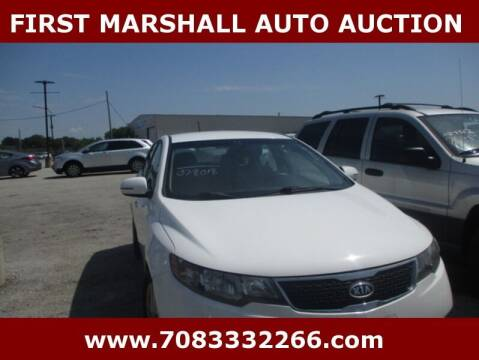 2011 Kia Forte5 for sale at First Marshall Auto Auction in Harvey IL